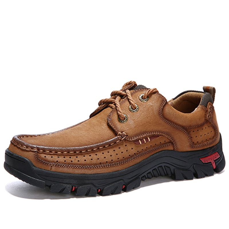 Lace Up brown