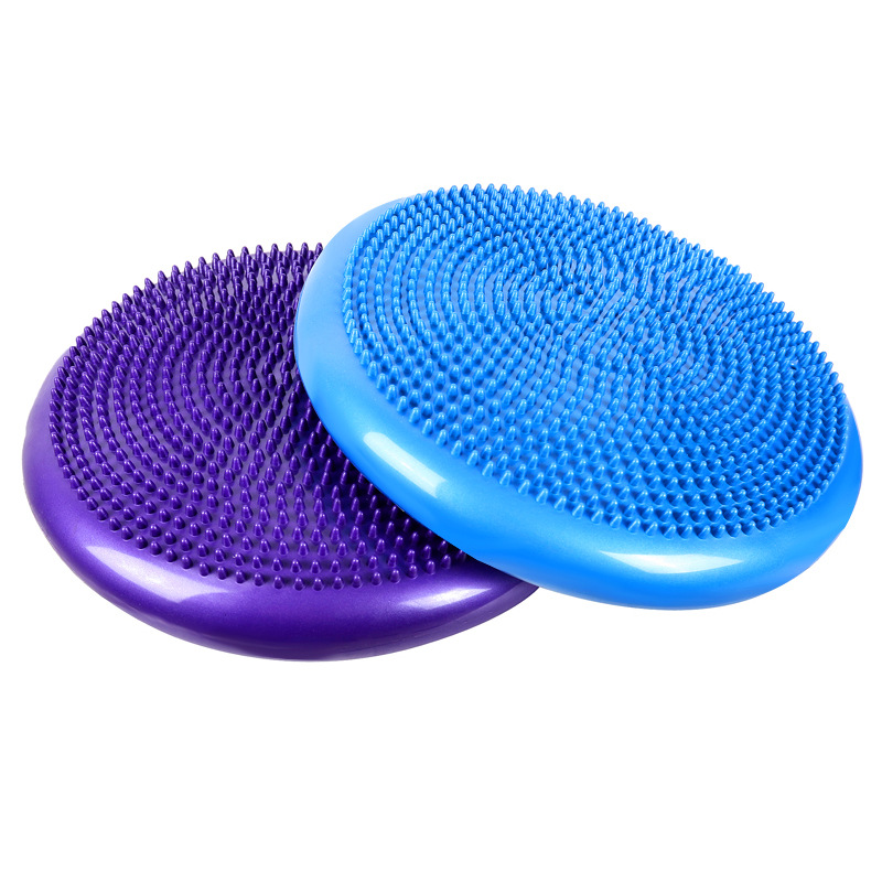 Inflatable Fitness Equipment Gym Balance Board Sports Fitness Twisted Balance PlateFitness Abdominal Equipment