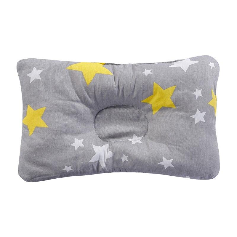 [Simfamily] новая Брендовая детская подушка для новорожденных, поддержка сна, вогнутая подушка, подушка для малышей, подушка для детей с плоской головкой, детская подушка - Цвет: NO10