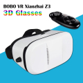 BOBO VR Xiaozhai Z3 Universal Virtual Reality 3D Video Glasses with Bluetooth Remote Controller for 4 to 6 inch Smartphones