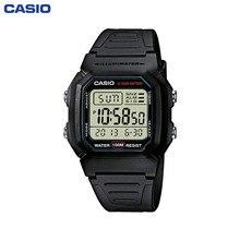 Наручные часы Casio W-800H-1A мужские электронные на пластиковом ремешке