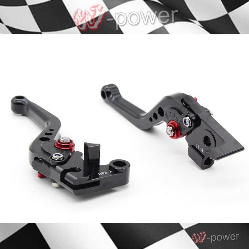Для Honda CB300F CB500F CB500X 13-15 мотоцикл аксессуары ЧПУ алюминий заготовки короткий тормозной рычаг сцепления черный