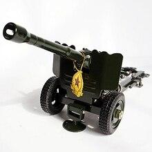วินเทจโลหะปืนใหญ่เบาสร้างสรรค์ไฟแช็กฝีมือตกแต่งบ้านตกแต่ง
