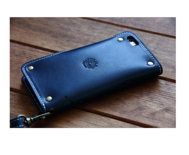 For iphone 7 Case Top Genuine Leather Wallet Pouch Smart Cow leather Wallet Metro Businee Wallet Case For iphone 6 For i8 case