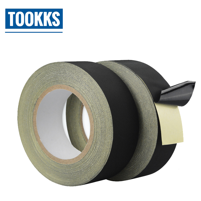 2pcs 10mm*30 Meters High Temperature Resist Black Adhesive Insulate Acetate Cloth Tape for Laptop Phone LCD Cable Wrap 2pcs 10mm 30 meters high temperature resist black adhesive insulate acetate cloth tape for laptop phone lcd cable wrap