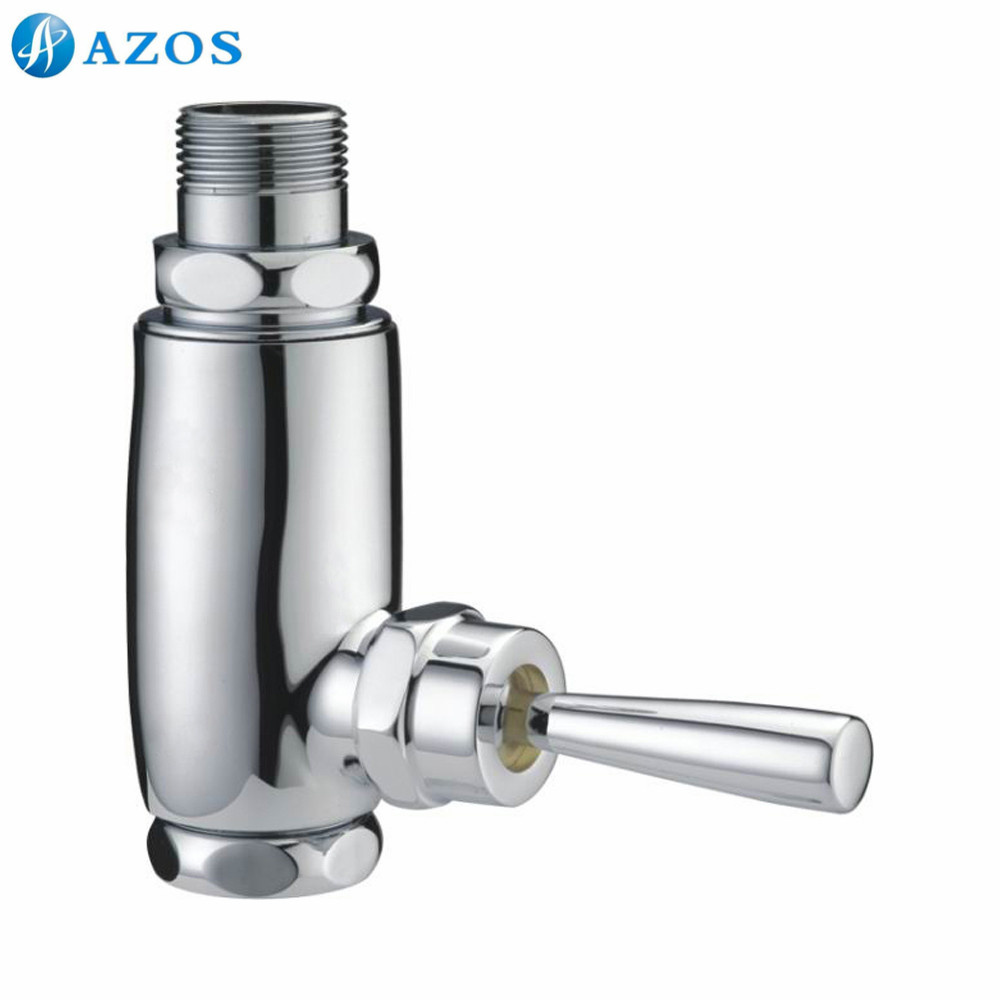 Toilet Delay Angle Valves Stool Urine Flushing Stop Self Closing Wall Mounted Handdle Press Bathroom Part Furnitures ACB02