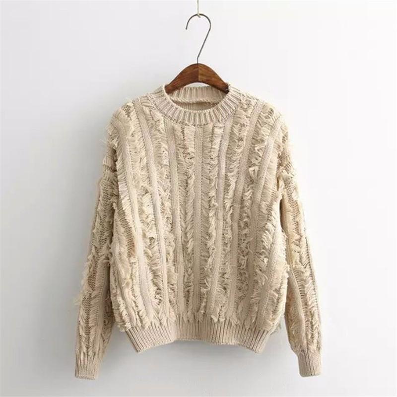 tassel sweater 05