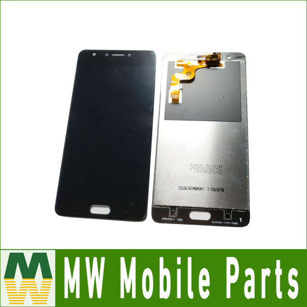 1PC /Lot 5.7For Infinix Note 4 Pro X571 LCD Display + Touch Screen Digitizer Black Color