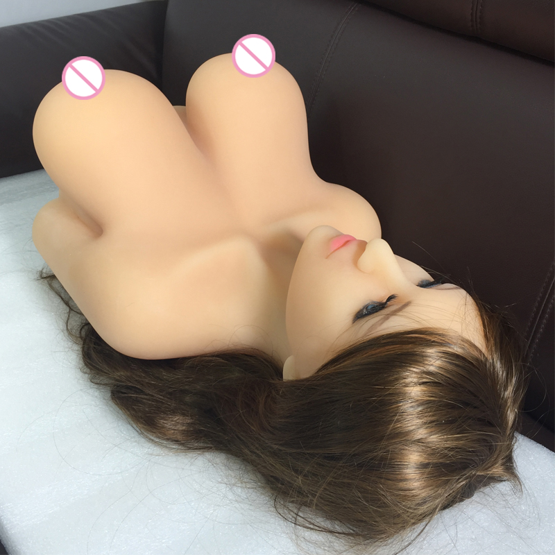Japanese Real silicone sex doll big breasts masturbator oral realistic adult silicone doll for sex robot dolls for men sexy shop in Sex Dolls from Beauty Health
