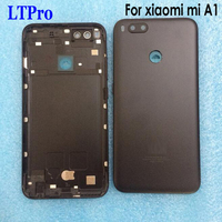 LTPro Battery Back Cover For Xiaomi A1 MiA1 MA1 Rear Door Housing Replacement Repair Spare Parts