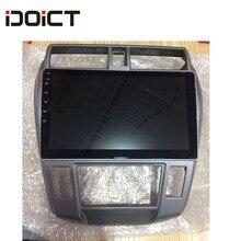 IDOICT Android 8,1 автомобильный DVD плеер gps навигация Мультимедиа для Honda CITY автоматическое воздушное радио 2008-2013 автомобильный стерео
