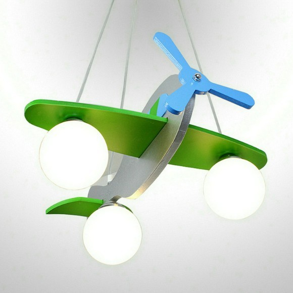 子供モデル平面ガラス素敵なランプのための子供の部屋の天井ライト装飾照明子供ルーム  グループ上の ライト & 照明 からの シーリングライト の中 3