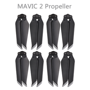 Image 2 - 4 Pairs MAVIC 2 PRO/ ZOOM 8743F Low Noise Quick Release Propeller Blades for DJI MAVIC 2 PRO /ZOOM Drone Accessories