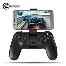 Original GameSir T1 Android Bluetooth Controlador USB wired Controller PC Gamepad Gamepads Controladores Inalámbricos de 2.4 GHz
