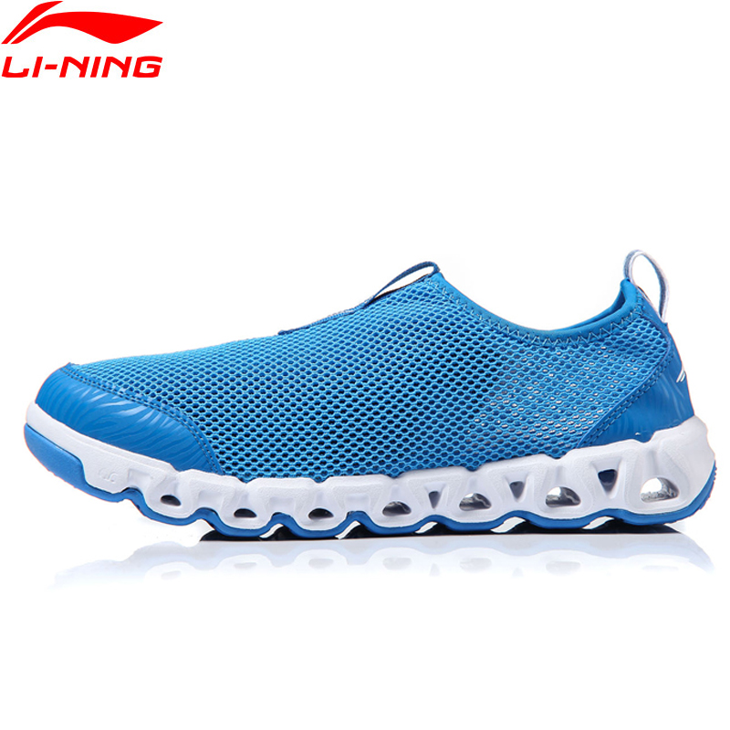 Li Ning Men s Outdoor Aqua Shoes Mesh Breathable Sneakers Li Ning Arc Strong Grip LiNing