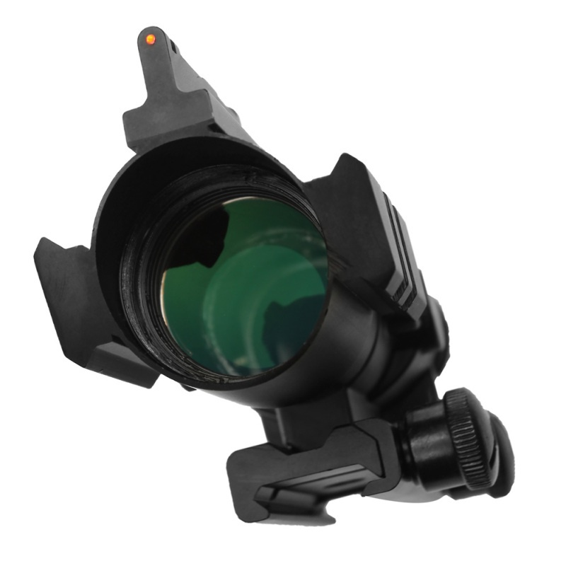 4X32 prism high-definition Riflescope 20mm Dovetail Reflex Optics Scope Tactical Sight For  Rifle Airsoft Sniper Mag4X32 prism high-definition Riflescope 20mm Dovetail Reflex Optics Scope Tactical Sight For  Rifle Airsoft Sniper Mag