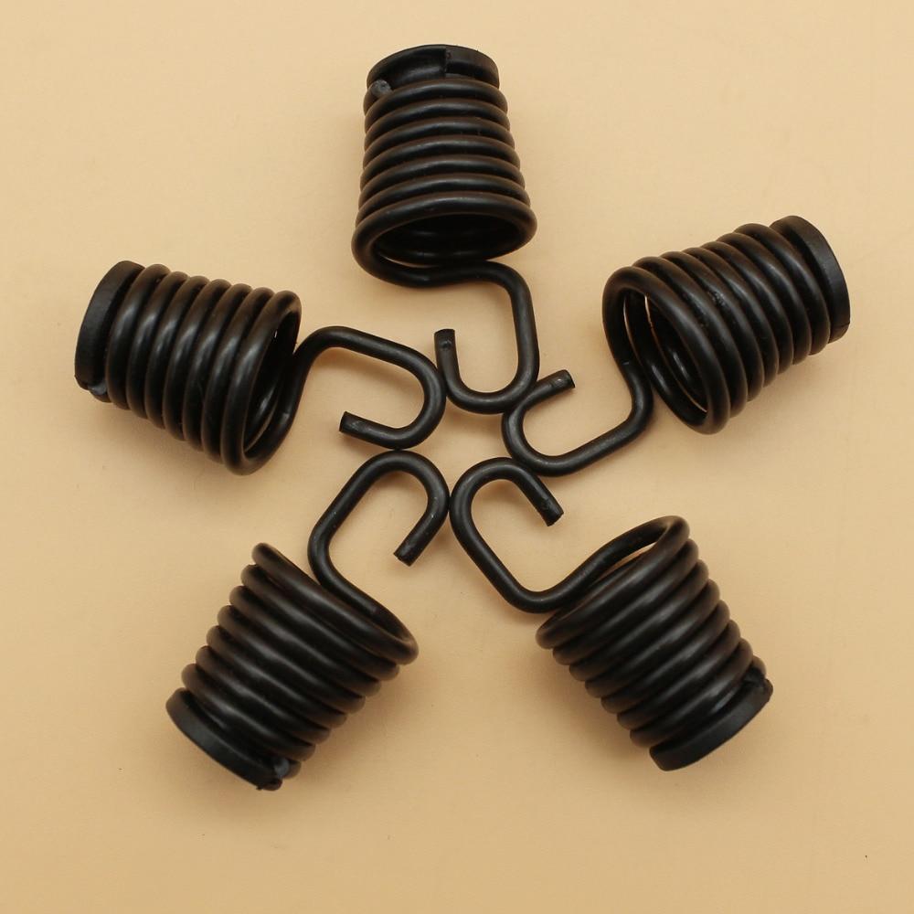 5Pcs/lot AV Shock Buffer Mount Spring For Partner 350 351 370 390 420 371 Chainsaw Spare Parts