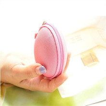 Carrying Headphone Case Hard Bag Holder Storage Pocket For Headphone SD Card Earphone Accessories Free Shipping