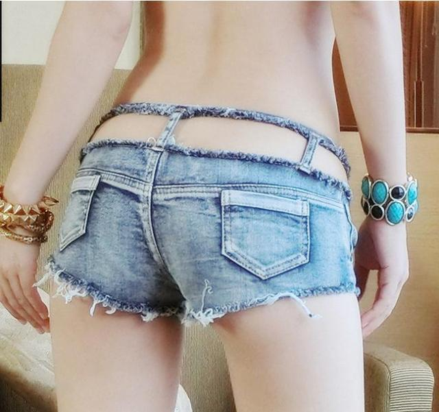 Aliexpress.com : Buy 2017 NEW Summer women's Tides Denim Shorts ...