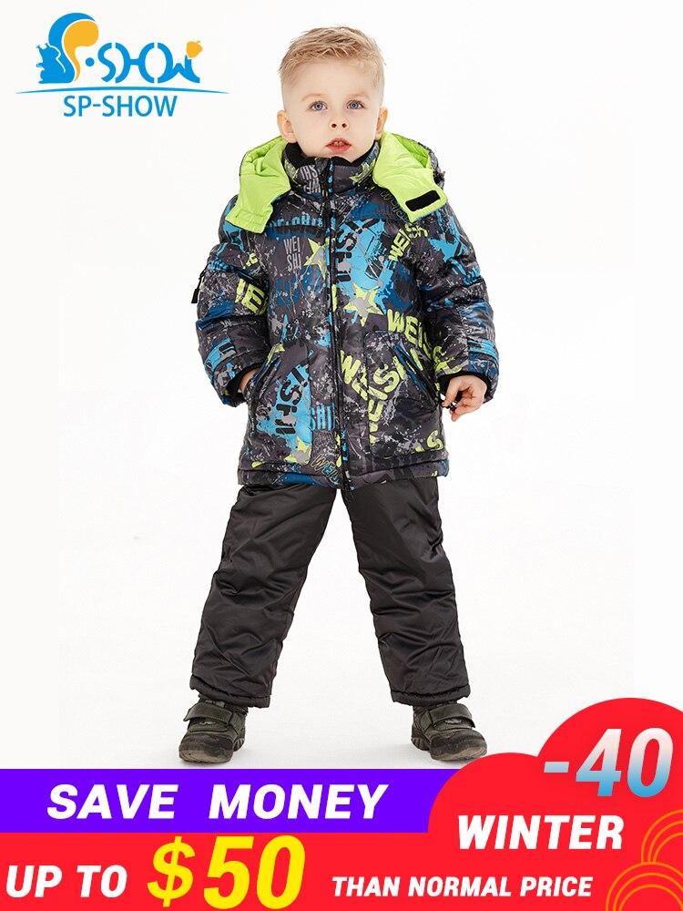 Kids  Boy And Girl Luxury Brand Ski Jacket Windproof Jacket Thick Warm Winter FurJacket / Coat + Trousers Free Shipping 004Kids  Boy And Girl Luxury Brand Ski Jacket Windproof Jacket Thick Warm Winter FurJacket / Coat + Trousers Free Shipping 004