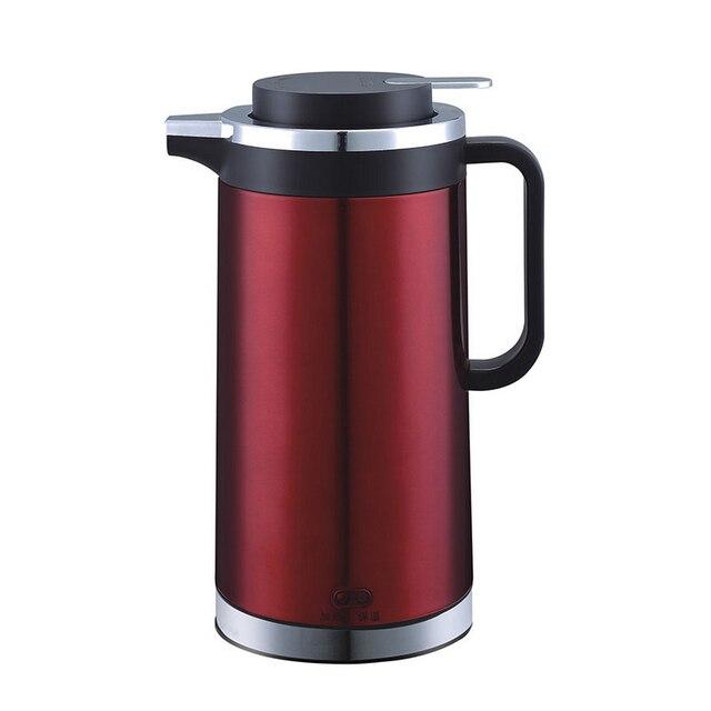 Edelstahl Elektrischer Teekessel 1,8 Liter Warmwasserboiler Heizung ...