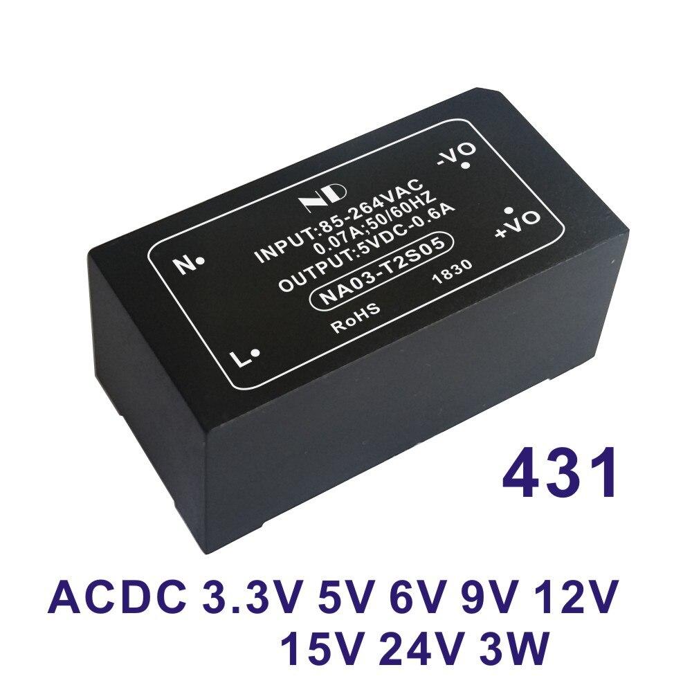 1 шт., новинка 2019, блок питания переменного тока постоянного тока 220В до 5В 12В 15В 24В 3Вт, изолированный преобразователь постоянного тока с постоянным выходом, качественные товары|220v to 5v|acdc converterac dc power | АлиЭкспресс