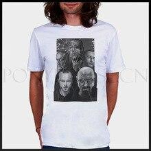 Breaking Brown Logo Bad u.s. Drama Chemistry Genius -d t-shirt Men