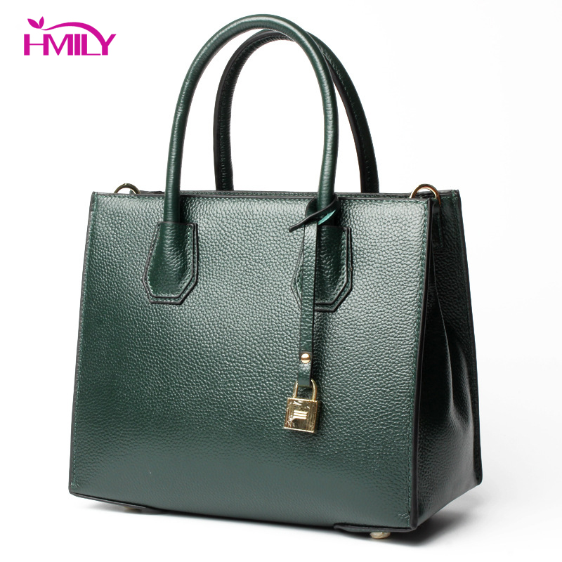 dark Dames Main tout Black Bandoulière La Sac En Red Serrure Style Véritable De Europe Mode grey Paquet Cuir Femmes Conception Hmily Femme Fourre Green À wine UOYggw