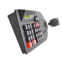 max 64 set CCTV Analog  network Camera DVR PTZ 3D  handle joystick RS485  speed Dome Camera Controller Keyboard