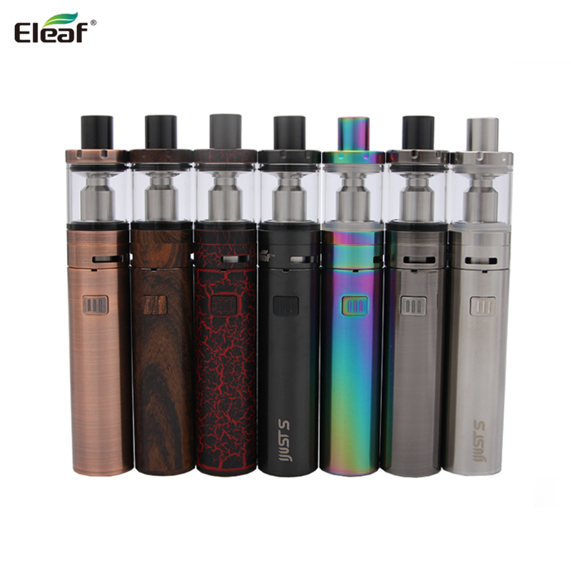 100 Original Eleaf IJust S Kit With 4ml Capacity Atomizer 3000mah Battery Fit 0 18ohm Ecl
