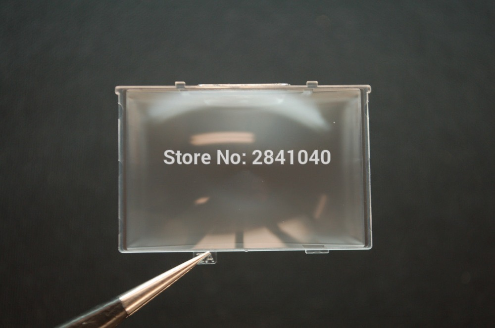 NEW Original Frosted Glass (Focusing Screen) For Canon 6D Digital Camera Repair Part