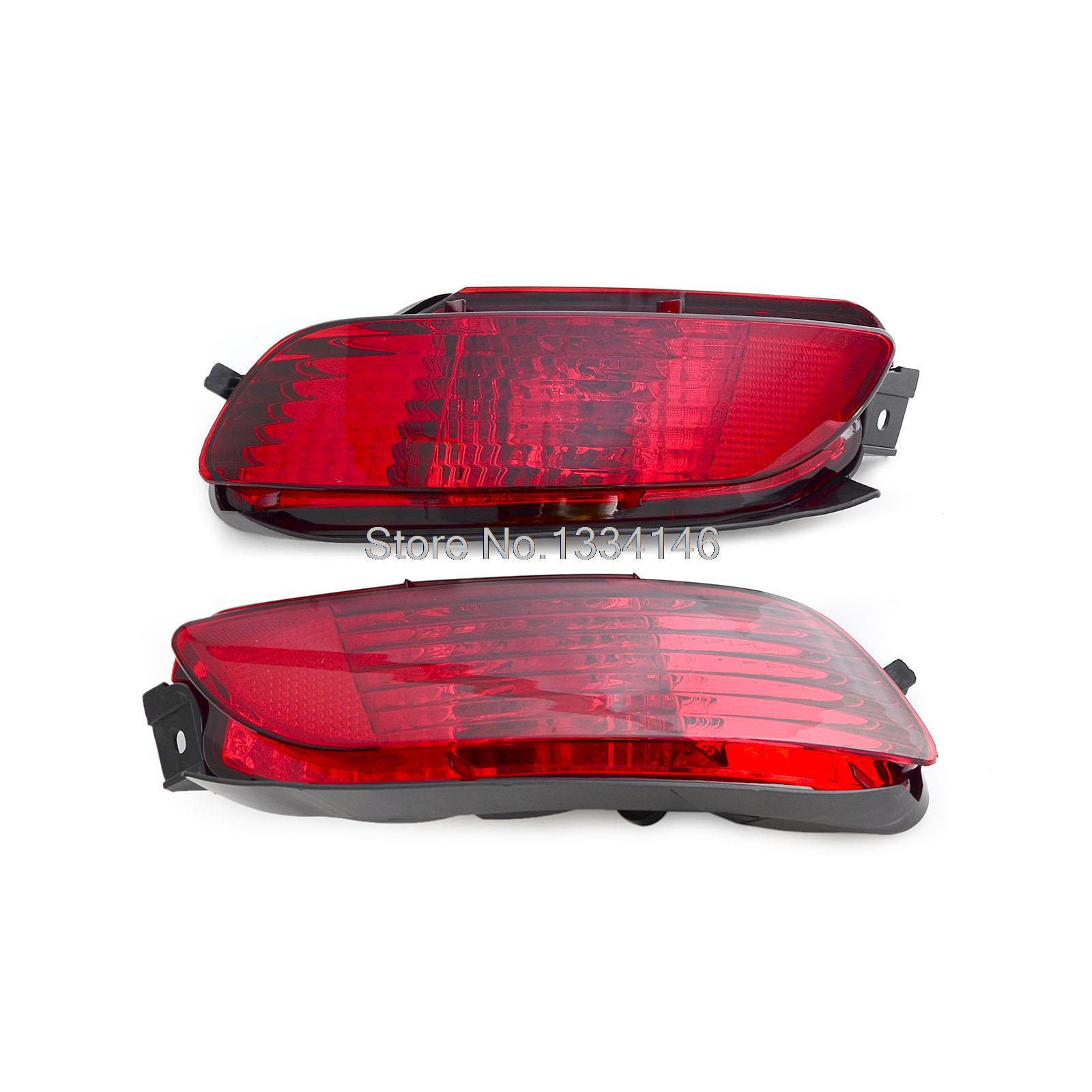 Pair Left Right Of Side Marker Bumper Light Fits For Lexus RX330 RX350 RX400H