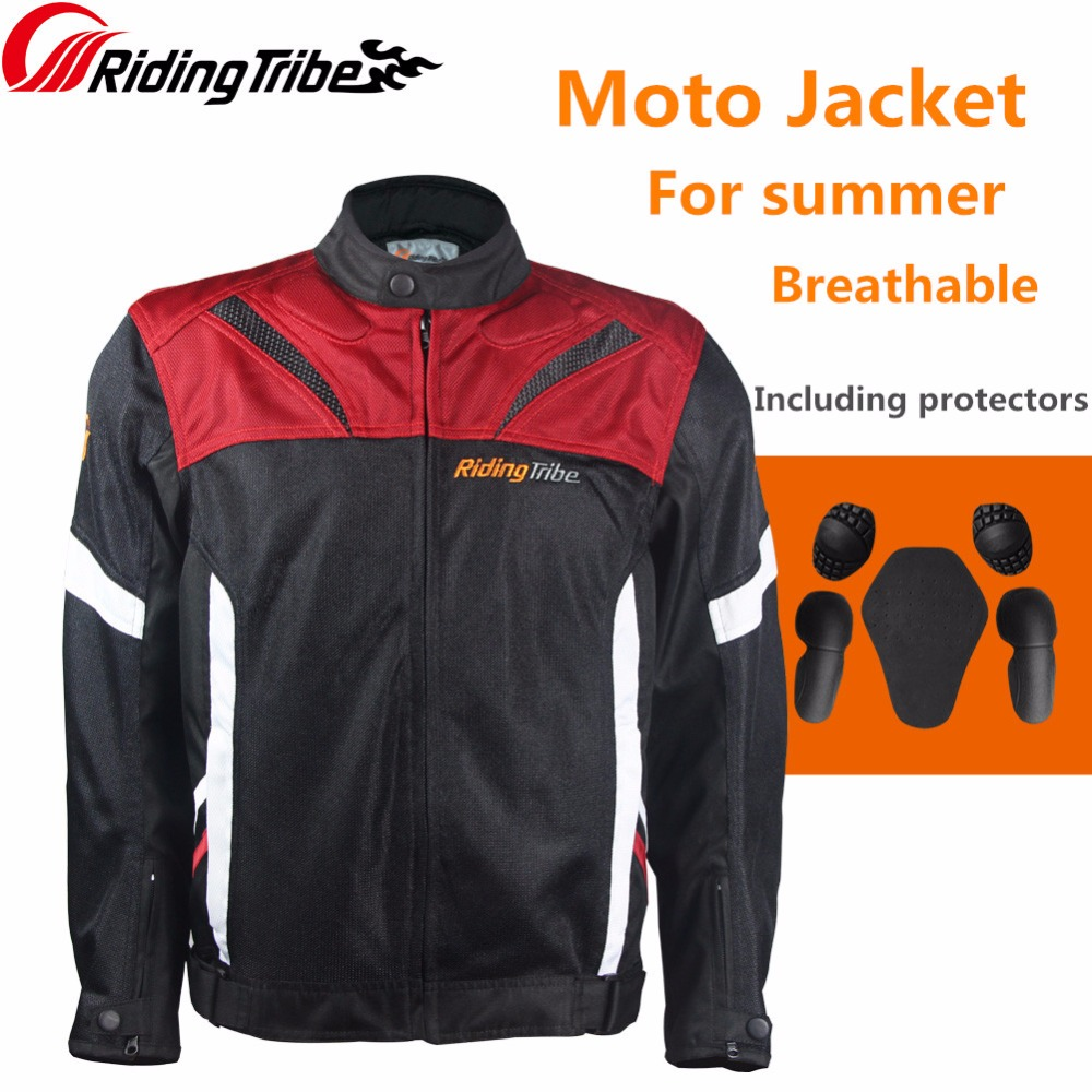 Riding Tribe Motorcycle Men's Jacket Summer Breathable Protector For Motocyclist Moto Rider Motorbike Clothing Body Guards JK-38 цена