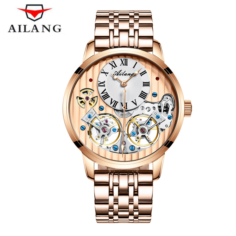 Top Brand Sports Tourbillon Mechanical Watch Luxury Mens Automatic Self wind Watches Steel Fashion Military Clock Male relogioTop Brand Sports Tourbillon Mechanical Watch Luxury Mens Automatic Self wind Watches Steel Fashion Military Clock Male relogio