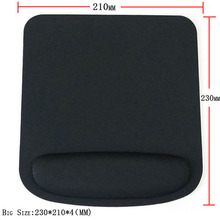 Professional Optical Mouse Pad With Hand Support