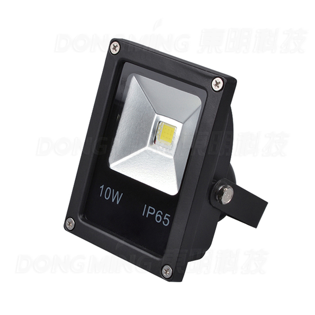 RGB floodlight Led flood light 10W IP65 waterpoof 220V 110V for garden Led reflector outdoor COB  sc 1 st  AliExpress.com & RGB floodlight Led flood light 10W IP65 waterpoof 220V 110V for ...