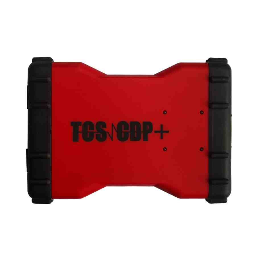 New  designed  Red color VD600 2014 R2 keygen TCS scanner cdp pro plus+with LED and flight function bluetooth power function multi language professional diagnostic scanner same function as tcs cdp plus scanner multidiag pro tf card bluetooth v2015 3
