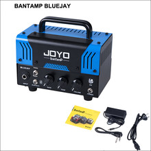 JOYO BLUEJAY Head Electric Guitar Amplifier Tube Speaker banTamP Small Monsters 20W Preamp AMP Musical Instruments Accessories(China)