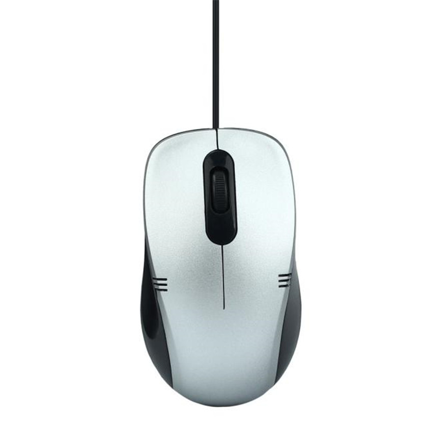 Best Price 1200DPI USB Wired Optical Gaming Mice Mouse For PC Laptop