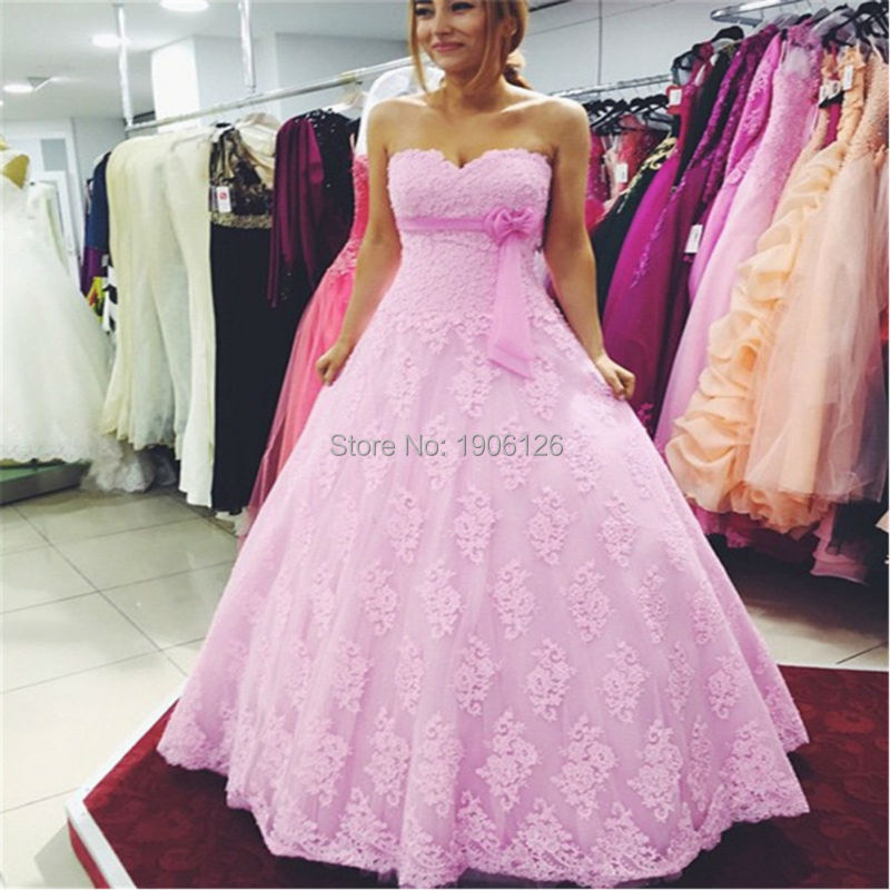 Pink Wedding Ball Gowns: Online Buy Wholesale Hot Pink Brides From China Hot Pink