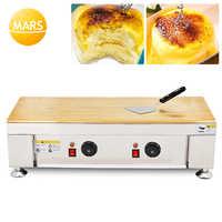 Elektrische 110v 220v Flauschige Japanischen Souffle Pfannkuchen Maker Dorayaki Baker Souffle Pan Maker Maschine in Waffel Eisen
