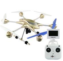 5.8 GHz HJ816 2.4G 4.5CH 6 Sumbu FPV RC Drone rc helicopter dengan Kamera HD Mini kendaraan remote control drone rc mainan untuk hadiah