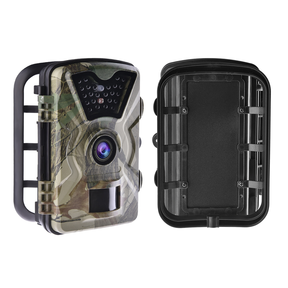 Infrared Night Vision Hunting Camera Photo Traps Chasse Device Hunter Trail Motion Scout Wildlife Cameras Cam Animal Camera waterproof outdoor hunting trail camera h801 deer camera with photo traps black night vision animal camera home surveillance cam