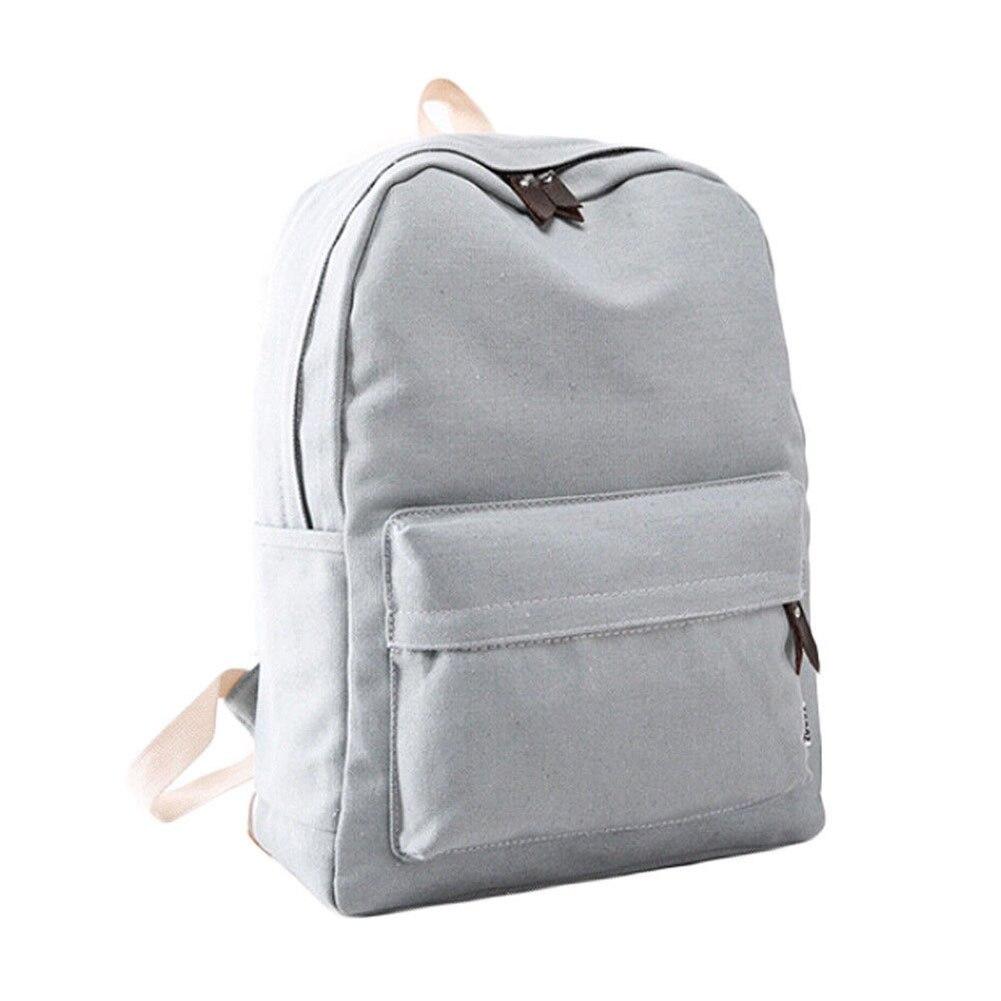 Vsen/прекрасный Fahion Обувь для девочек Для женщин холст школьная сумка Дорожная Рюкзак сумка рюкзак много 8 цветов