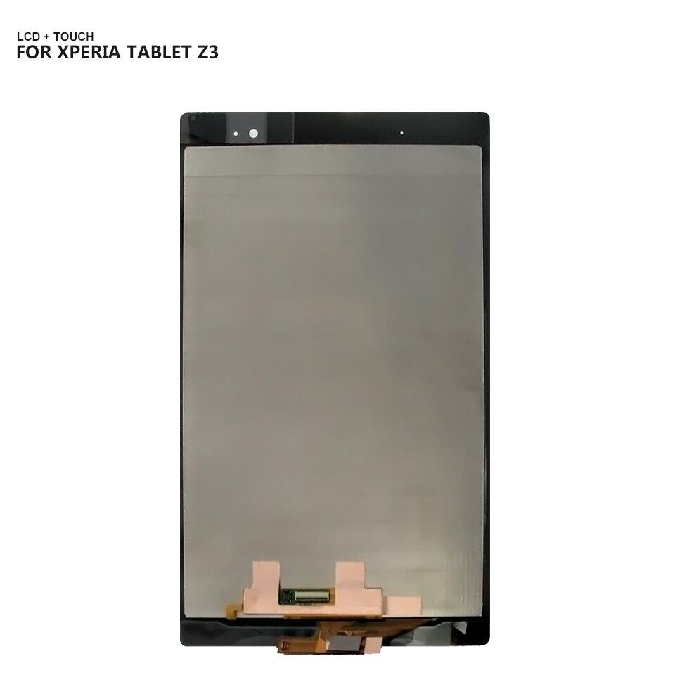 Pour Sony Xperia Tablet Z3 SGP611 SGP612 SGP621 Écran Tactile Digitizer Lcd Assemblée D'affichage Remplacement + Outils - 3