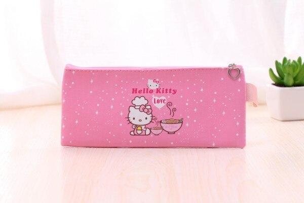Kawaii Fruit Pencil Case For Girls Cute Large Capacity Pen Bag Box Stationery Pouch Kids Gift School Supplies ZakkaUSD 267 Piece