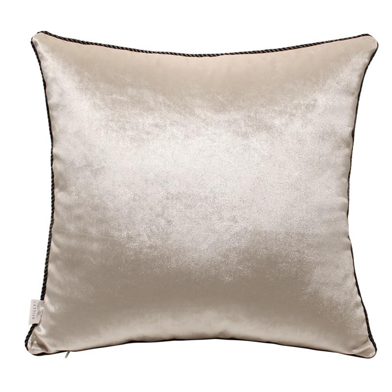 Velvet luxurious cushions without inner decorative throw pillows sofa home decor housse de coussin funda cojin