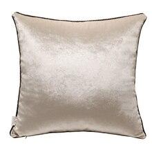 Lujoso terciopelo cojines (sin interior) cojines decorativos sofá decoración funda housse de coussin cojin