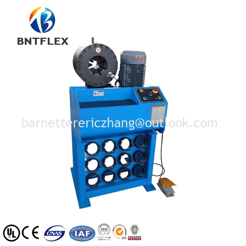 BNT91B wysokiej jakości hydrauliczne maszyny do kształtowania węży hydraulicznych na sprzedaż