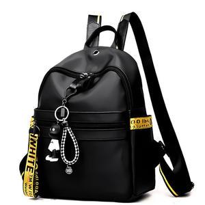 af54ef68a0ab DWTS 2018 Black Backpacks for School Travel Bag for women